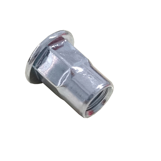Flat Head Inner Hex Insert Rivet Nuts