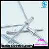 Countersunk Head Aluminum/Steel Blind Rivets