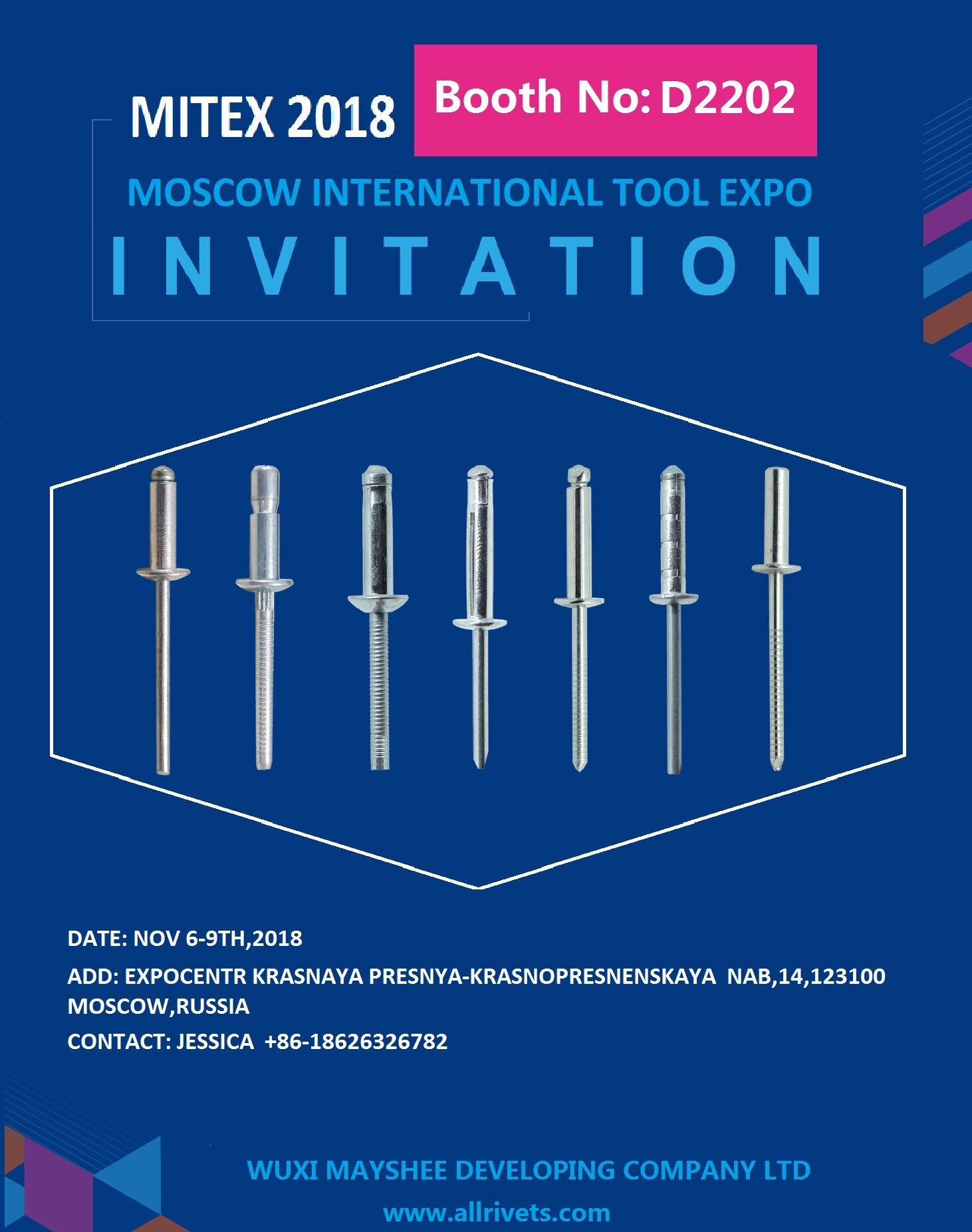 MOSCOW INTERNATIONAL TOOL EXPO